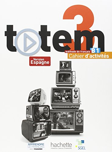 9782014015669: Totem B1. Cahier D'exercices (+ CD)