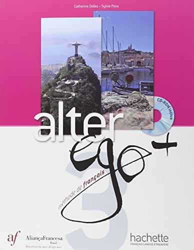9782014015713: Bresil - Alter Ego Plus Niveau 3 - Livre Eleve
