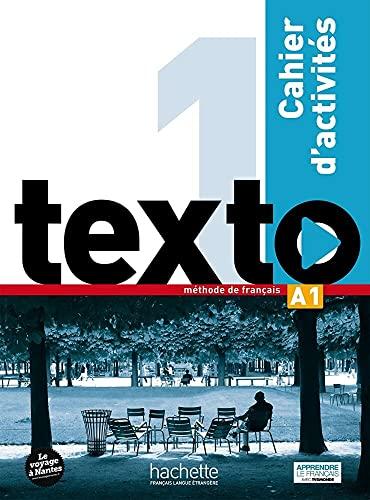Texto 1 : cahier d'activités + DVD-ROM: Jean-Thierry Le Bougnec;