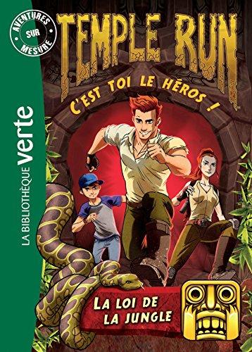9782014018486: Temple Run 01 - La loi de la jungle