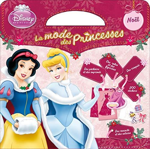 9782014601299: La mode des princesses : Noël (Disney Princesses)