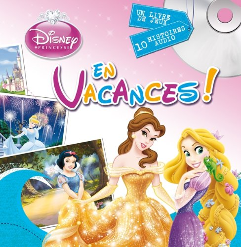 9782014601442: en vacances avec disney princesses