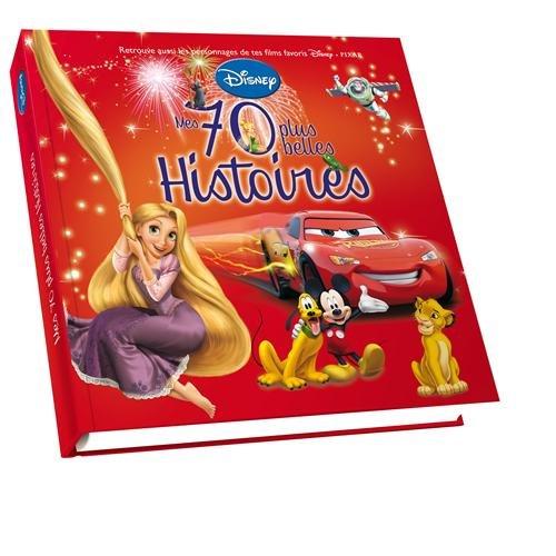 9782014602081: 70 histoires Disney