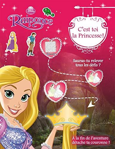 9782014603316: Raiponce : C'est toi la Princesse !