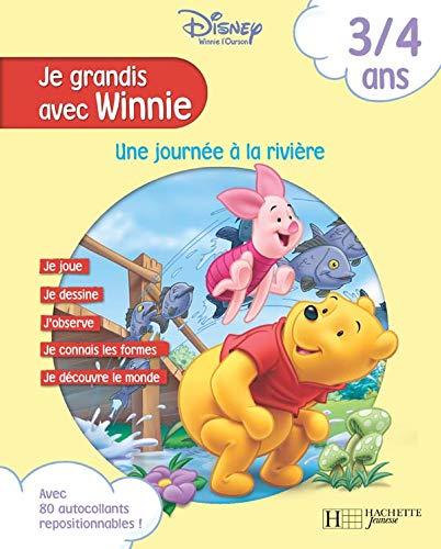 Je grandis avec Winnie, 3/4 ans : Une journ?e ? la rivi?re: n/a