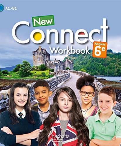 9782014626827: New Connect 6e - anglais - Workbook - Edition 2015