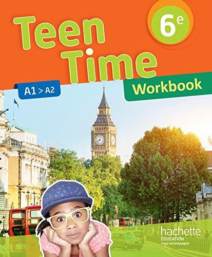 9782014627275: Teen Time anglais cycle 3 / 6e - éd. 2017