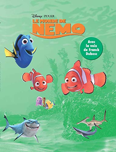 9782014628548: Le Monde de Nemo (1CD audio)
