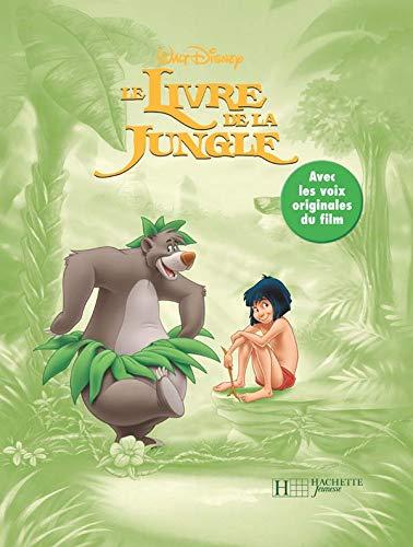 9782014628562: Le Livre de La Jungle, Livre-CD (French Edition)