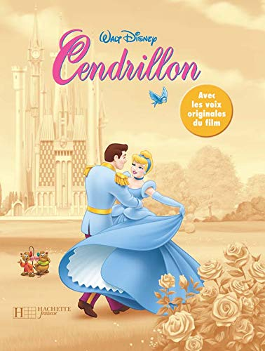 9782014628593: Cendrillon, Livre-CD (English and French Edition)