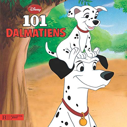 9782014628609: Les 101 Dalmatiens, Disney Monde Enchante (French Edition)