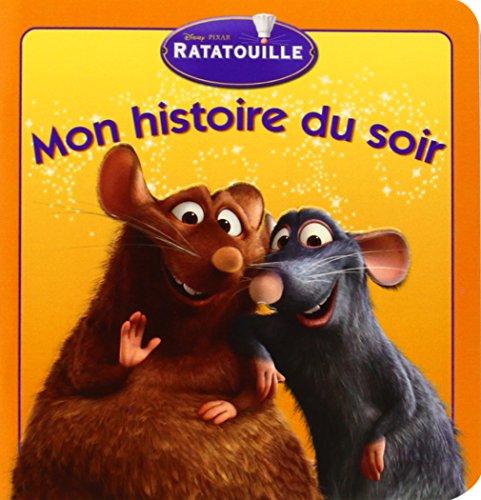 9782014628791: Ratatouille (Mon histoire du soir)