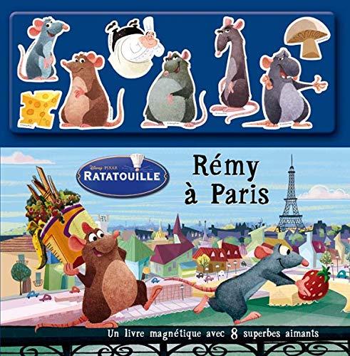 9782014628951: Ratatouille : Rémy à Paris
