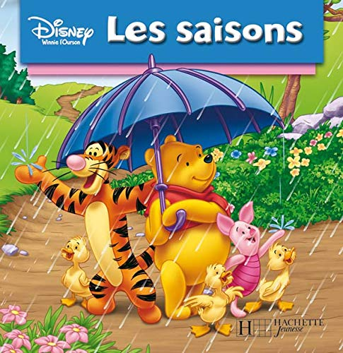 9782014629019: Les saisons (French Edition)