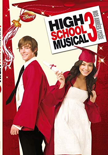 High School Musical, 3: Nos années lycée (9782014630725) by Disney