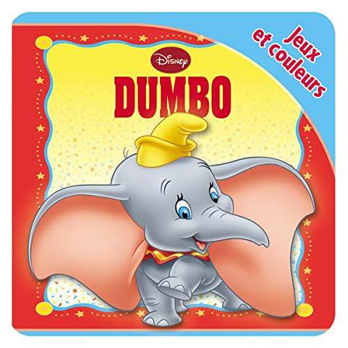 9782014630978: Dumbo Jeux et Couleurs