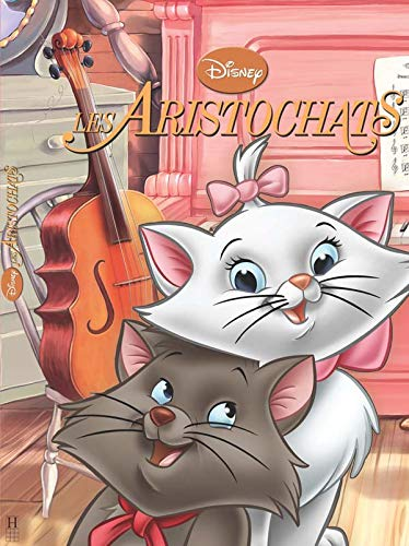 9782014631524: Les Aristochats, Disney Classique (English and French Edition)