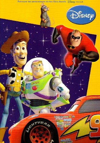 9782014632057: Pixar ; colo jeux