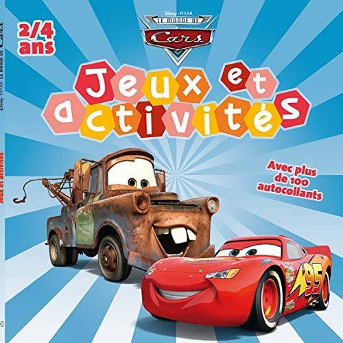 9782014632248: Jeux et activités 2/4 ans