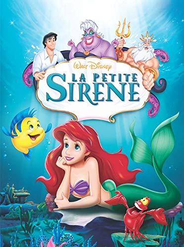 9782014632415 La Petite Sirene Cinema Les Chefs D Oeuvre