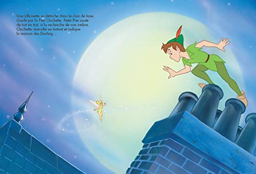 9782014632712: Peter Pan, Disney Cinema (French Edition)