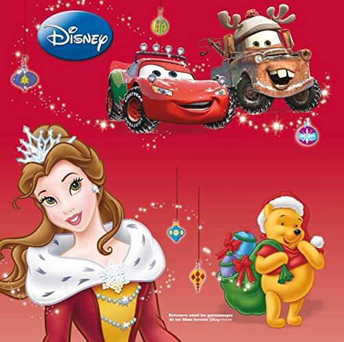 9782014632897: 24 histoires pour le soir en attendant Noël
