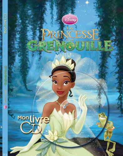 9782014634433: La princesse et la Grenouille, MON GRAND LIVRE CD