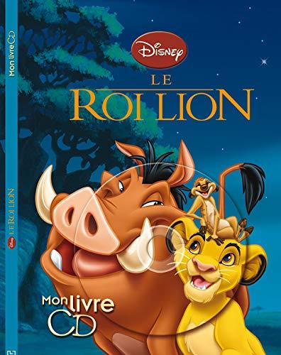 9782014634457: Le roi lion : Mon livre CD (1CD audio)