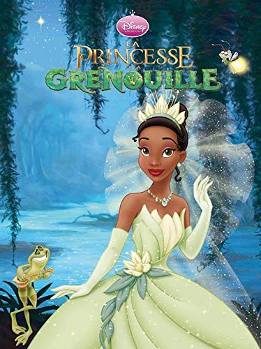 9782014634563: La Princesse Et La Grenouille, Disney Classique (English and French Edition)