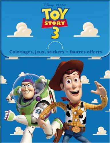 9782014635027: Toy Story 3 : Ma pochette (French Edition)