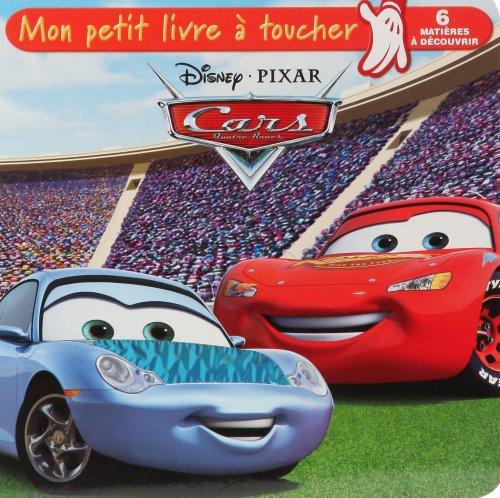 9782014635249: Cars, mon petit livre à toucher