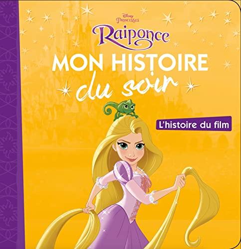 9782014635447: Raiponce, MON HISTOIRE DU SOIR