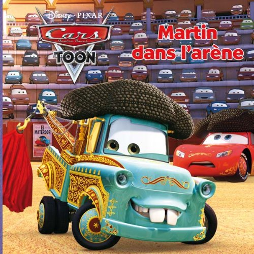 Martin Dans L'Arene, Disney Monde Enchante (English: Disney, Walt
