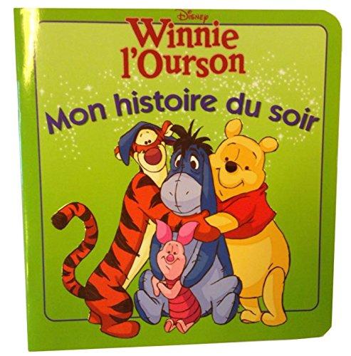9782014635683: Winnie , MON HISTOIRE DU SOIR