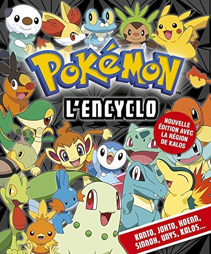 9782014635713: Pokemon - L'encyclo NED 2017