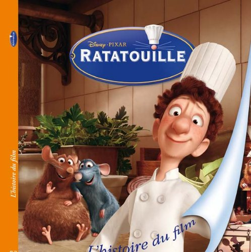 9782014635997: Ratatouille, DISNEY PRESENTE