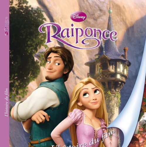 9782014636192: Raiponce, Disney Presente (French Edition)