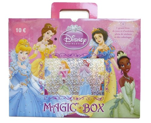 9782014636376: Magic box Princesses (French Edition)