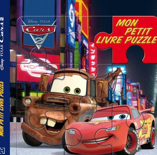 9782014636680: Cars 2, Mon petit livre Puzzle