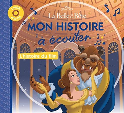 9782014637083: La Belle Et La Bete, Mon Petit Livre CD (French Edition)