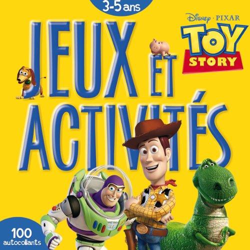 9782014637786: Toy Story, JEUX ET ACTIVITES