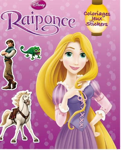 9782014638875: Raiponce (French Edition)