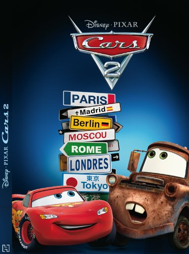Cars 2 (French Edition): Hachette Jeunesse Collection Disney