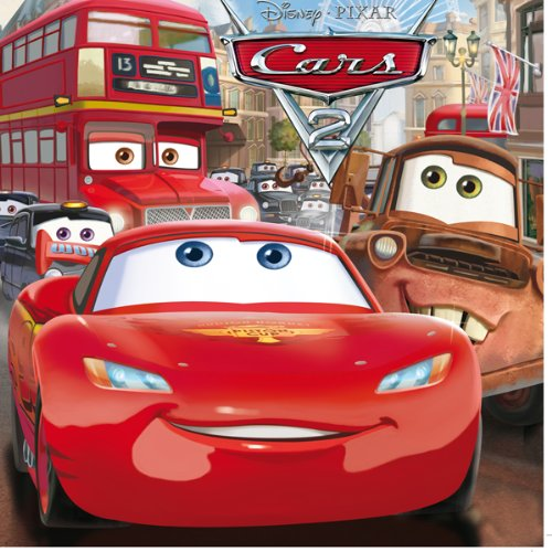 Cars 2, Disney Monde Enchante