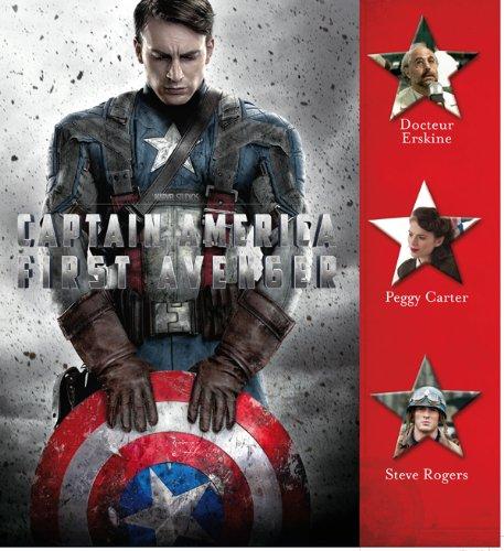 captain America firtst avenger