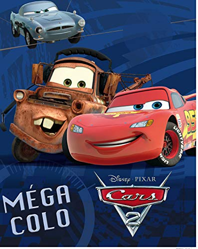 """""""Cars 2 ; méga-jeux"""" (9782014639360) by [???]"""