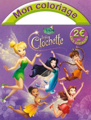 9782014639575: La F�e Clochette, MON COLO A POIGNEE