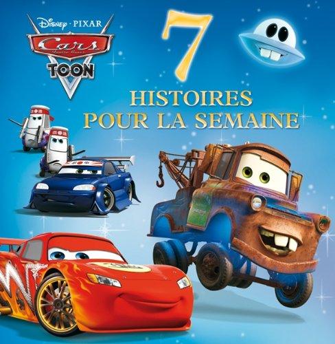 7 histoires pour la semaine avec Cars (2014640114) by Disney.Pixar