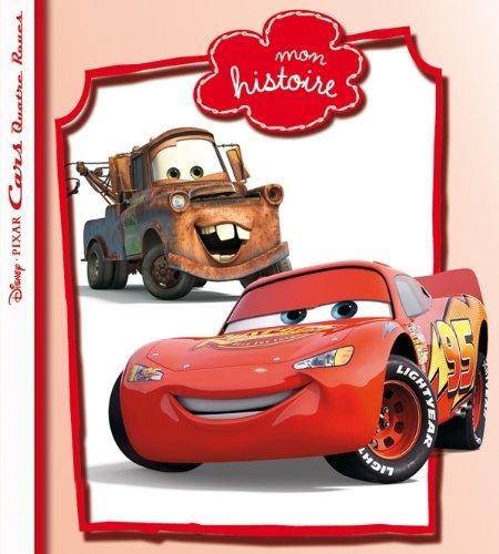 9782014640175: Mon histoire Cars, Tout Carton Mousse