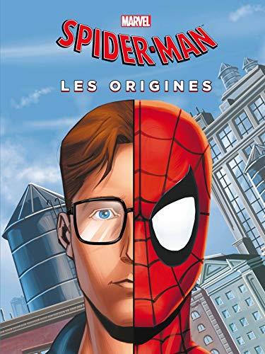 9782014640946: Marvel : les Origines : Spiderman